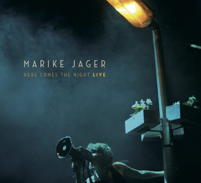 Marike Jager - Here Comes The Night Live 2012 DVD